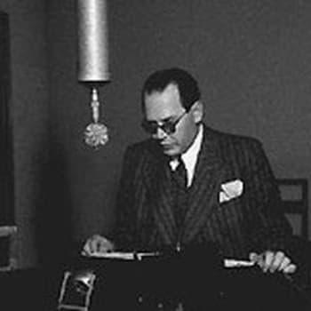 Puhemies K. A. Fagerholm vetoaa kansaan sotasyyllisyysasian johdosta (1946)