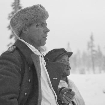 Rintamahaastatteluja Laatokan pohjoispuolella - Aarne Juutilainen Kollaalla (1939)