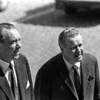 Väinö Leskisen puhe sosiaalidemokraattien puoluekokouksessa 1966. (26.11.1966)