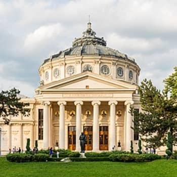 Bernsteinia Berliinissä ja Boulangeria Bukarestissa