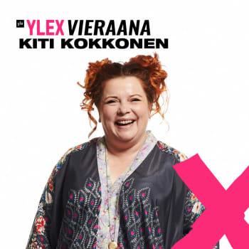"""Kiti Kokkonen vieraana: """"Ennen tätä ohjelmaa ylpeilin sillä, etten kauheasti häpeä"""""""