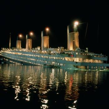 """""""Jag har inte dykt ner till Titanic än - men allt i livet är väl bara en frågan om tid"""""""
