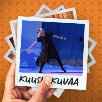 Kuusi kuvaa tanssija, koreografi Mari Rosendahlin elämästä