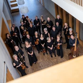 Freiburgs barockorkester, dir. Éva Borhi