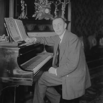 Bilköparen Sergej Rachmaninov och hans tredje pianokonsert