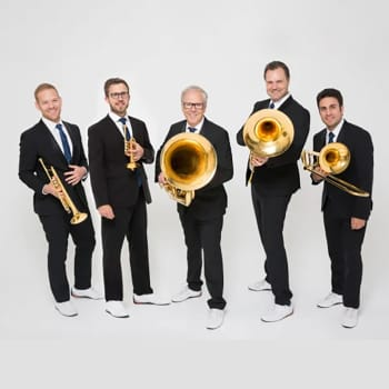 Från Bach till Beatles med Canadian Brass