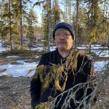 Kevätaamun tunnelmointia luontokuvaaja Veikko Siponkosken kanssa Vetelissä