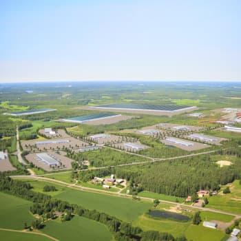 Det händer på Giga Vaasa-området – fabrik för batterimaterial ska stå klar 2024