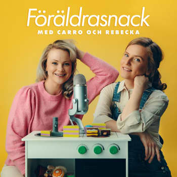 """Carro och Rebecka diskuterar att förbereda sig inför förlossning: """"Att släppa kontrollen är att ha kontroll"""""""