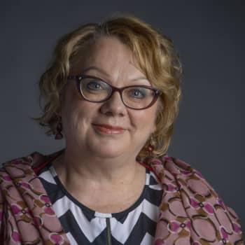 Ulla Järvi: Kirjoitin piilottelevaa tappajaa ulos itsestäni