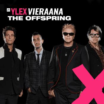 """The Offspring vieraana: """"En halua meidän antavan vaikutelmaa, että yritämme kertoa ihmisille, miten ajatella tai toimia"""""""
