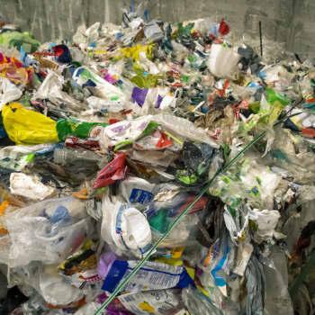 Sluta inte sortera plastavfallet