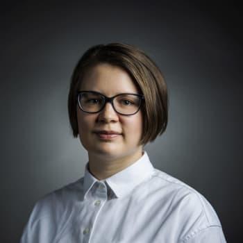 Anna-Sofia Nieminen: Mitä ammattia nuorelle voisi suositella hyvillä mielin?