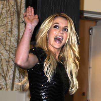 Britney Spears tillbaka i rättsalen