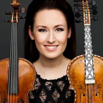 Kringkastingsorkestret, dir. Petr Popelka. Solist: Ragnhild Hemsing, violin och hardangerfela