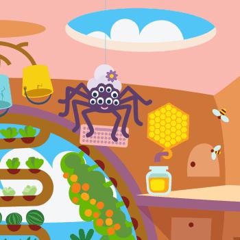 Tellustajat: Hilkka Hämähäkki