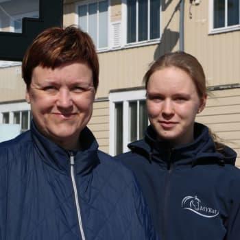 Hur påverkas du av de lättade coronabegränsningarna? – vi frågade invånare i Kristinestad och Karleby