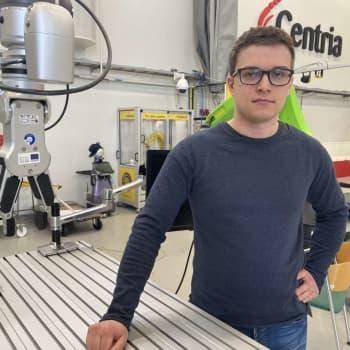 27-vuotias puuseppä ja insinööri tähtää nyt yrittäjäksi - eväitä löytyy valmennuksesta