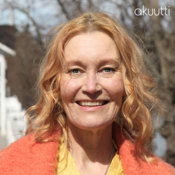 Koin aiemmin epävarmuutta enkä osannut ottaa vastaan rakkautta, sanoo Kirsti Kuosmanen
