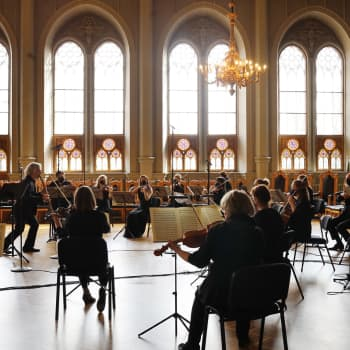 Suomalaisen barokkiorkesterin konsertti: Ikuisesti sinun
