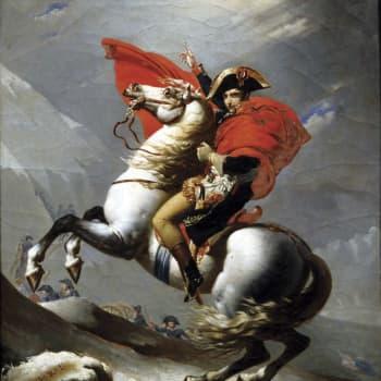 Sin tids stora idol–i dag är det 200 år sedan Napoleon I dog