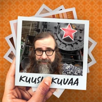Kuusi kuvaa museonjohtaja Kalle Kallion elämästä