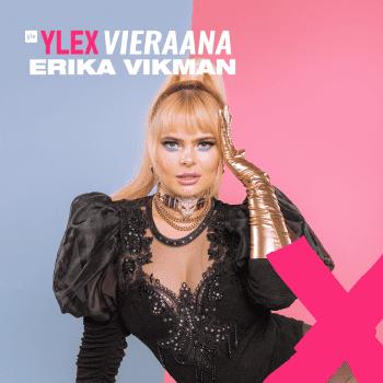 """Erika Vikman vieraana: """"Tuntuu, että mun vuosi on vasta alkamassa"""""""