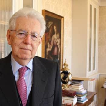 Mario Monti - pääministeri joka pelasti Italian romahdukselta