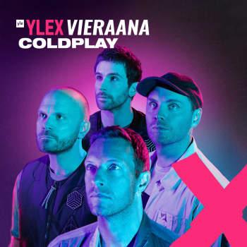 """Coldplay vieraana: """"Tarvitaan jonkinlainen toipumissuunnitelma, ettemme menetä uusia artisteja"""""""
