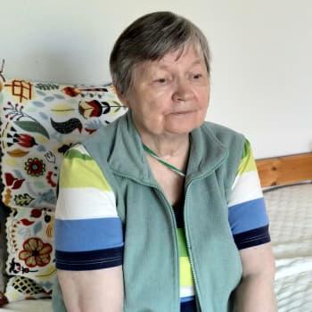 Rukkoos Elsa Väisänen