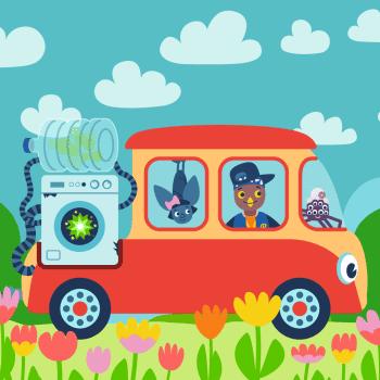Lepakkoflikan yöradio: Biojäte