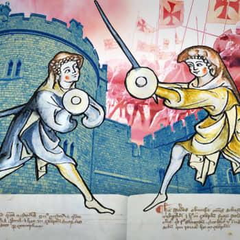 Osa 2: Keskiajalla sotaa ei käyty kuten elokuvissa