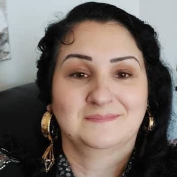Jasmin Palm on romaninuorisotyön uusi livekasvo