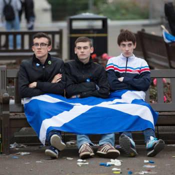 Uppbrottsstämning i Skottland