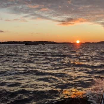 """Jouko Jokelainen: """"Jotta venetiheys olisi sama kuin Kuopiossa, Oulujärvelle pitäisi saada 2000 uutta veneilijää"""""""