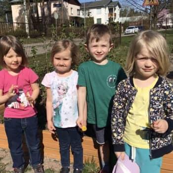"""""""I Grankulla borde Sauli Niinistö och mamma bestämma"""" - Barnpanelen listar drömkandidater i kommunalvalet"""