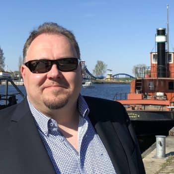 Tampereen satamista vastaa nyt uusi mies