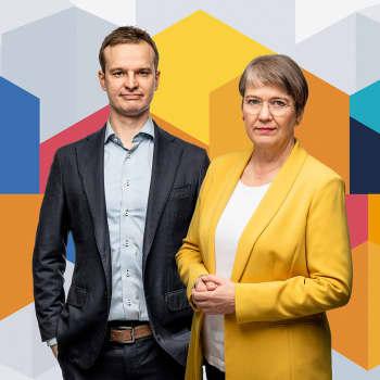Vaaliraati: Perussuomalaisten Jussi Halla-aho oli puheessa oma itsensä