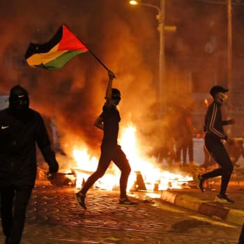 Mellanöstern brinner igen.