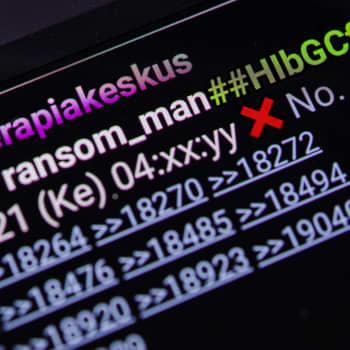 Valviras utredning om Vastaamoläckan: företaget försummade sina sekretessbelagda uppgifter
