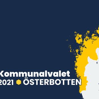 Svenska Yle Live: Snart dags för kommunalval i Österbotten