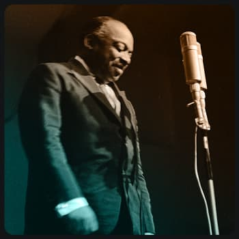 Count Basie and His Orchestra Kulttuuritalolla 25.4.1962.