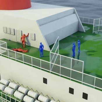 Får mordgåtan ombord på Viking Sally en lösning - 34 år efter vansinnesdådet?
