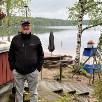 Hinkan saunojen uusi yrittäjä virittelee alueelle uusia ideoita
