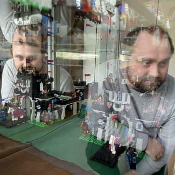 Legot veivät näyttelijä Sami Sainion mennessään