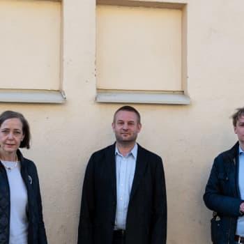 Har Lovisa satsat tillräckligt på sina byar och hur borde staden satsa framöver - hör tre kommunalvalskandidatersåsikter