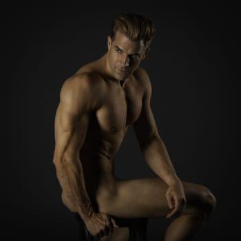 Säsong 2, avsnitt 6/12: Andreas Hamberg - från klen kille till värdseliten inom muskelsport