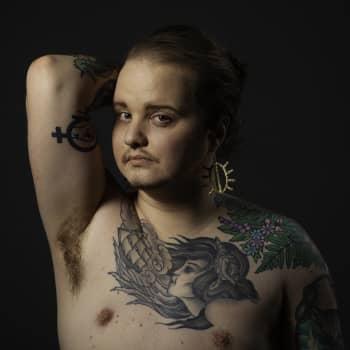 Säsong 2, avsnitt 11/12: Panda Eriksson om att leva som ickebinär transperson