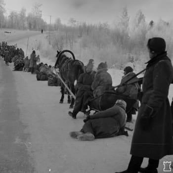 Kuvaus Karhumäen taisteluista