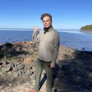 Maakisen Martinniemen Jukka Takalo: Perämeren rannaton horisontti on syytä julistaa kansallismaisemaksi